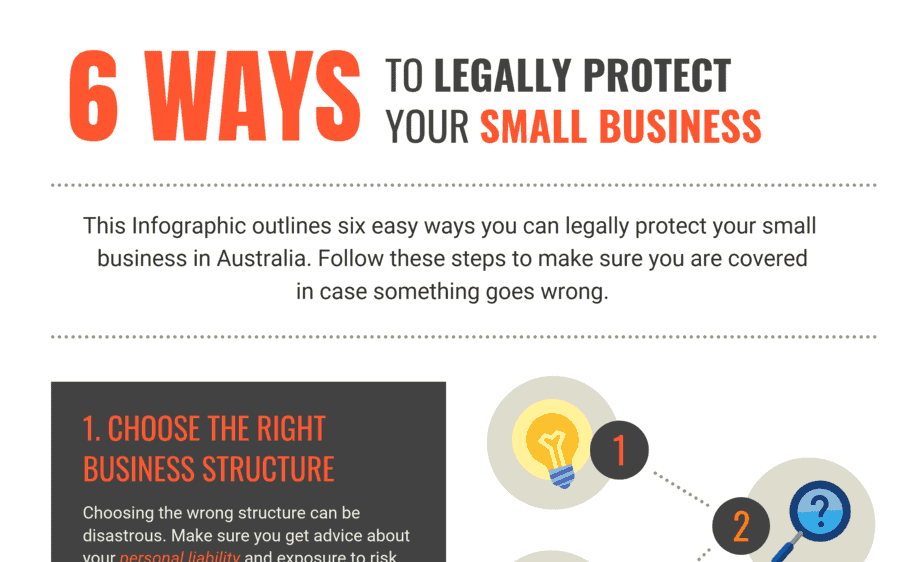 6 Ways To Legally Protect Small Business Highres